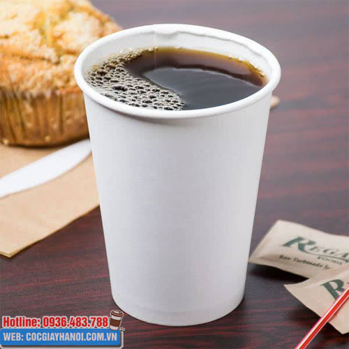 Cốc giấy đựng cà phê chất lượng, an toàn.