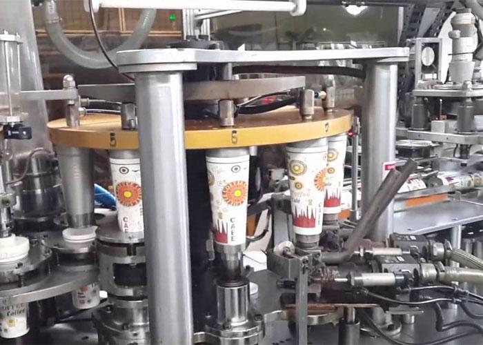quy trình sản xuất cốc giấy như thế nào?