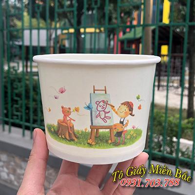 cốc giấy 520 ml