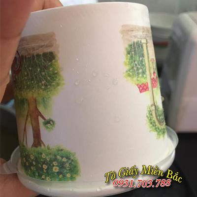 cốc giấy2 PE