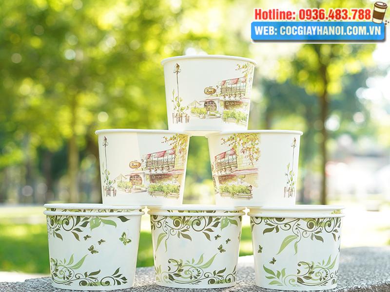 Xu hướng dùng cốc giấy thân thiện với môi trường